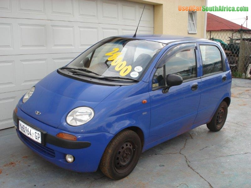 2001 daewoo matiz photos informations articles. Black Bedroom Furniture Sets. Home Design Ideas