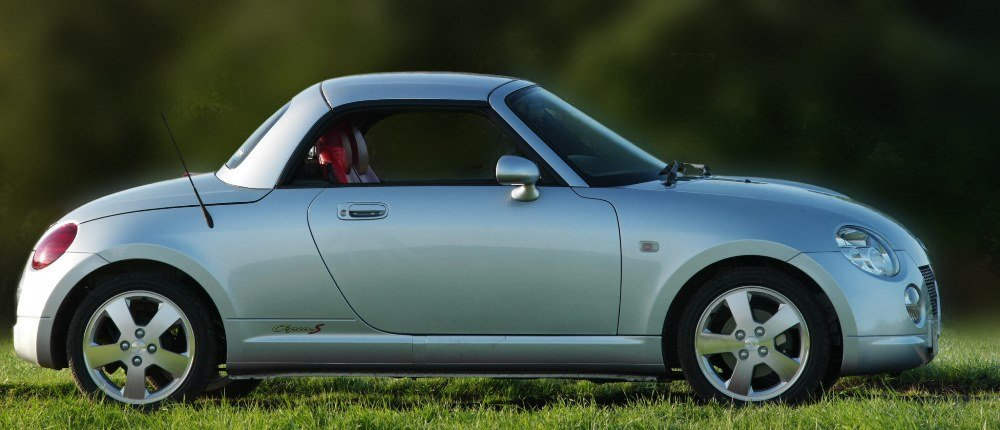 2001 Daihatsu Copen Photos Informations Articles Bestcarmag Com