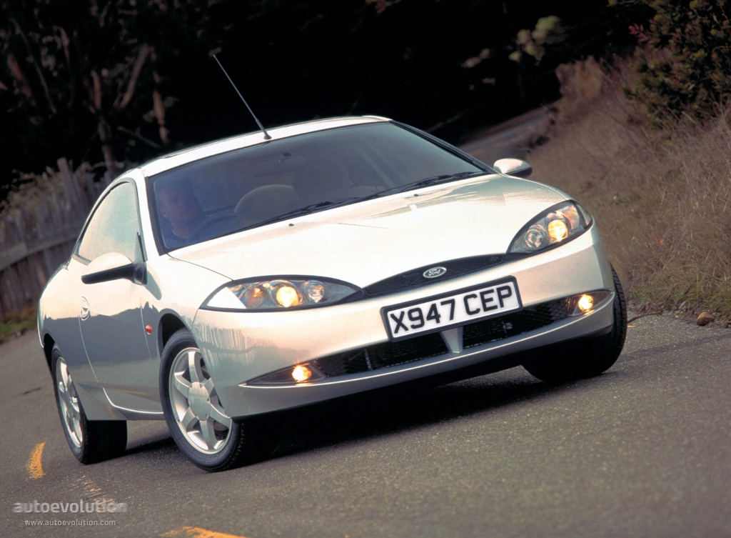 2001 Ford Cougar #20