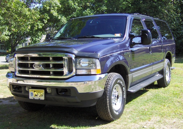 2001 Ford Excursion #14