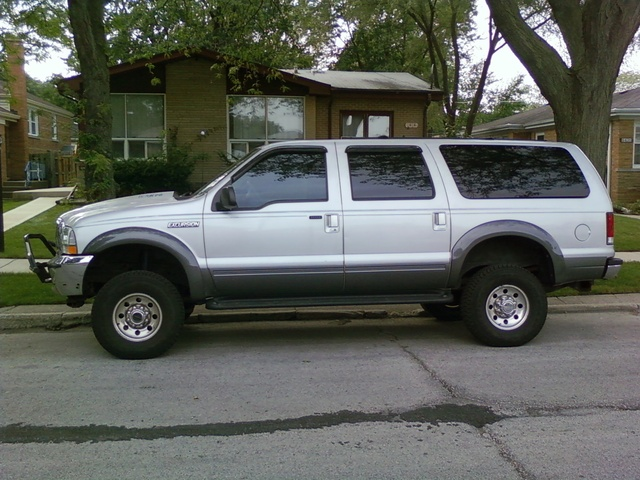 2001 Ford Excursion #17