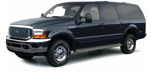2001 Ford Excursion #15