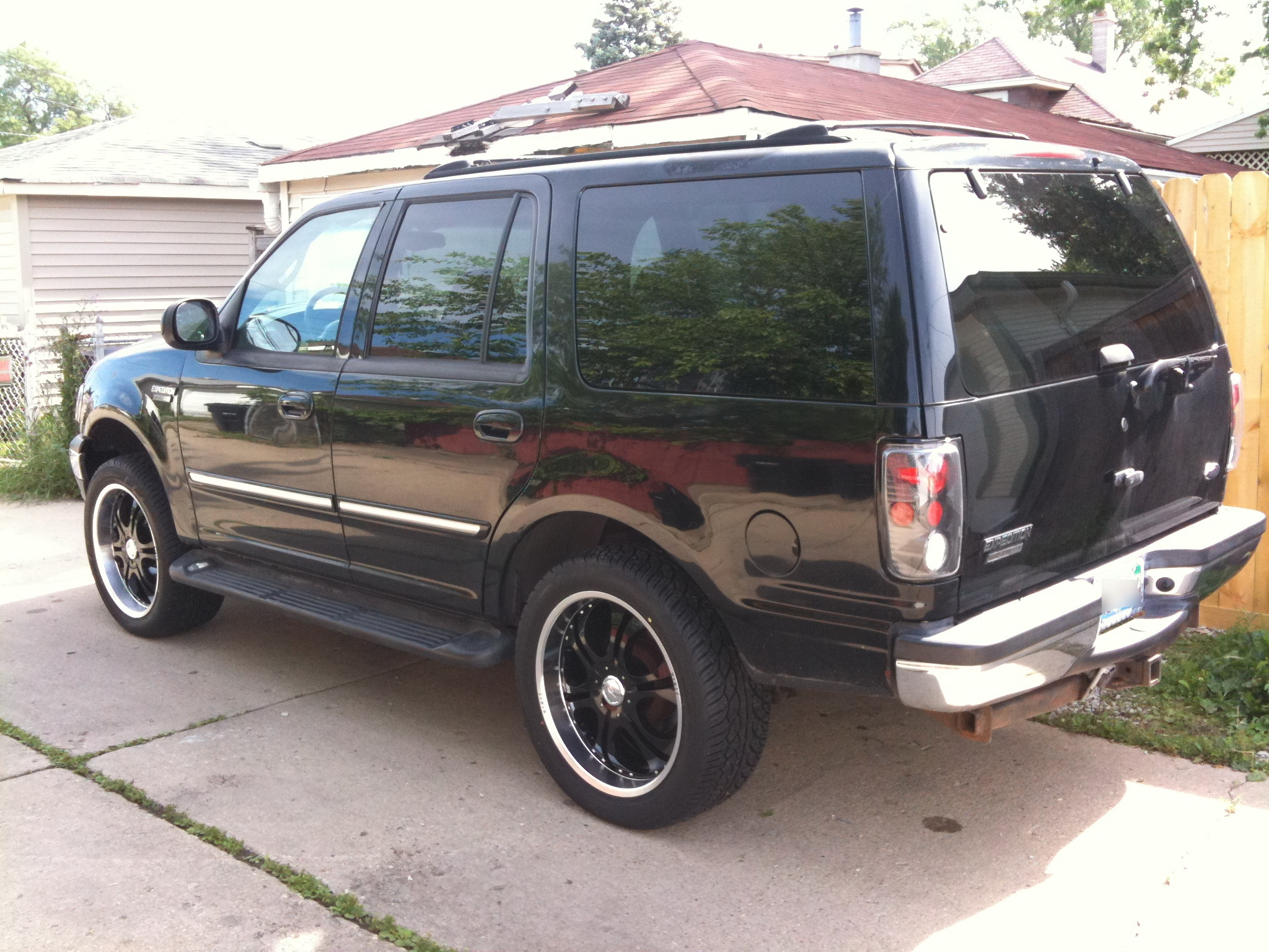 2001 Ford Expedition #21