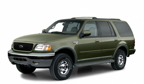 2001 Ford Expedition #18