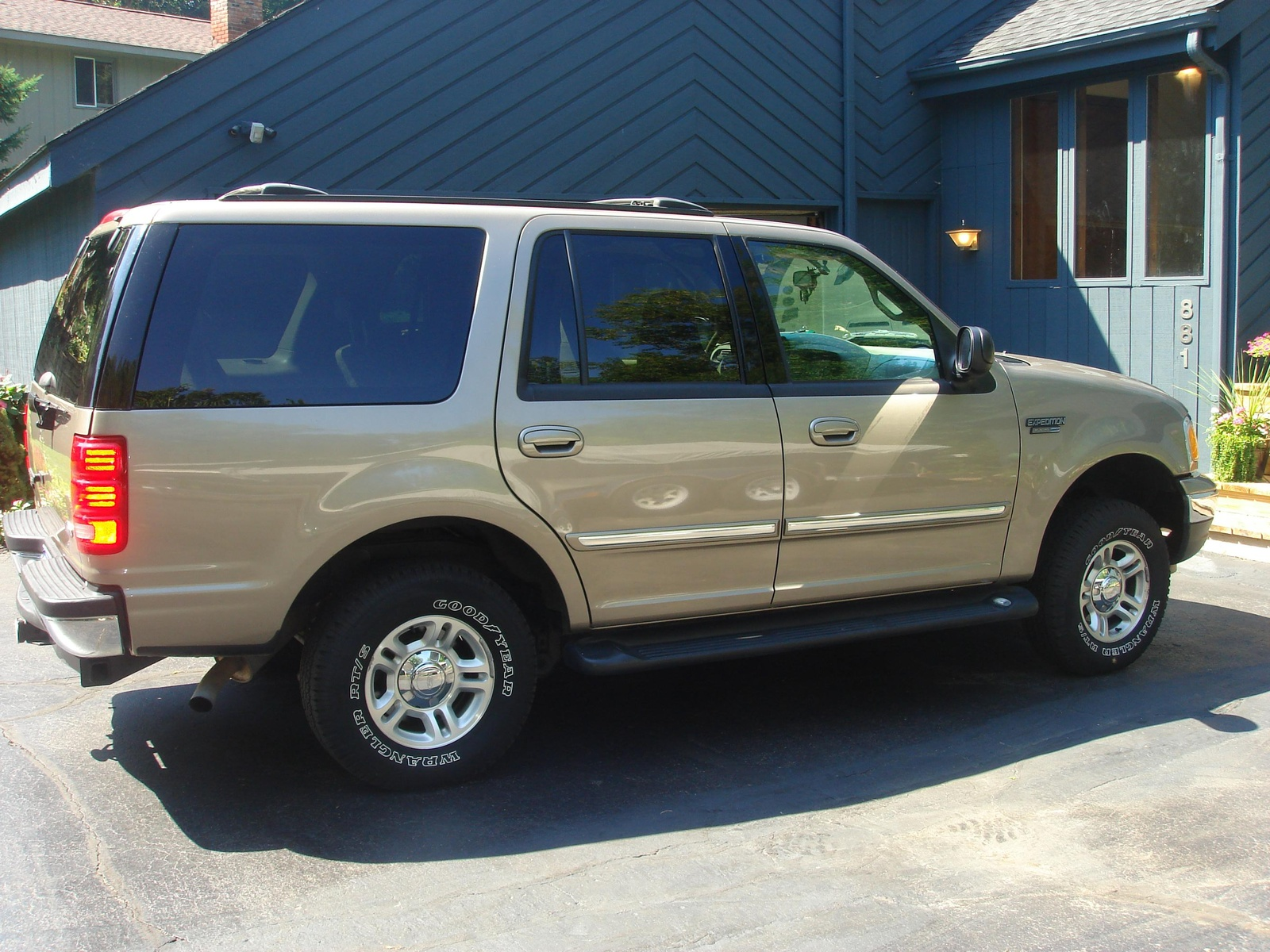 2001 Ford Expedition #20