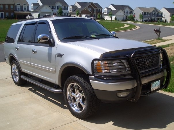 2001 Ford Expedition #17