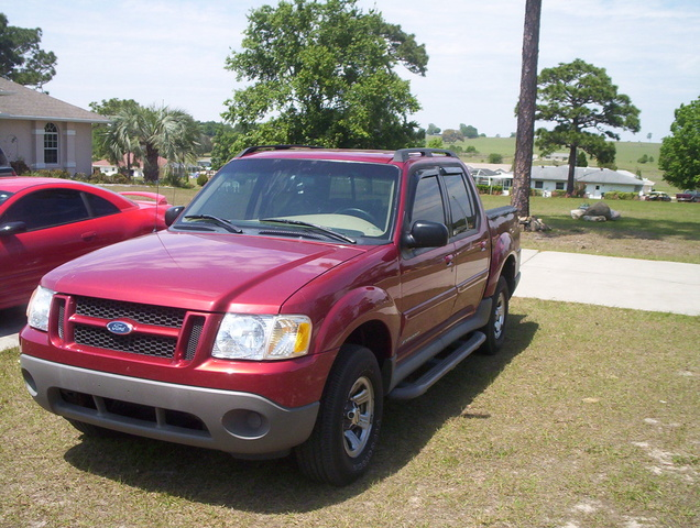 2001 Ford Explorer Sport Trac #18