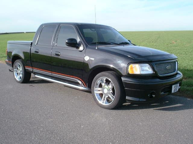 2001 Ford F-150 #15