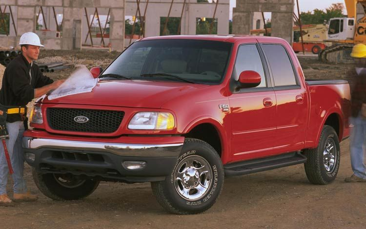 2001 Ford F-150 #17