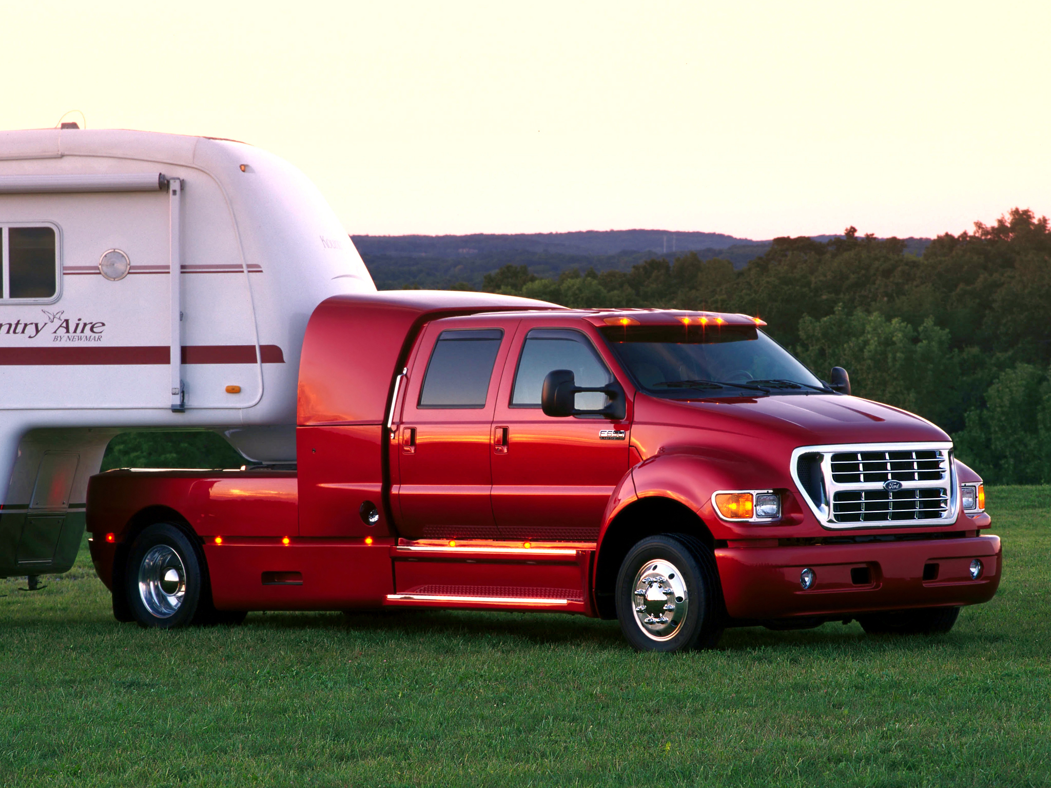 2001 Ford F-650 #17