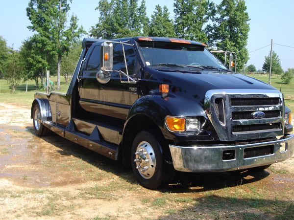2001 Ford F-650 #22