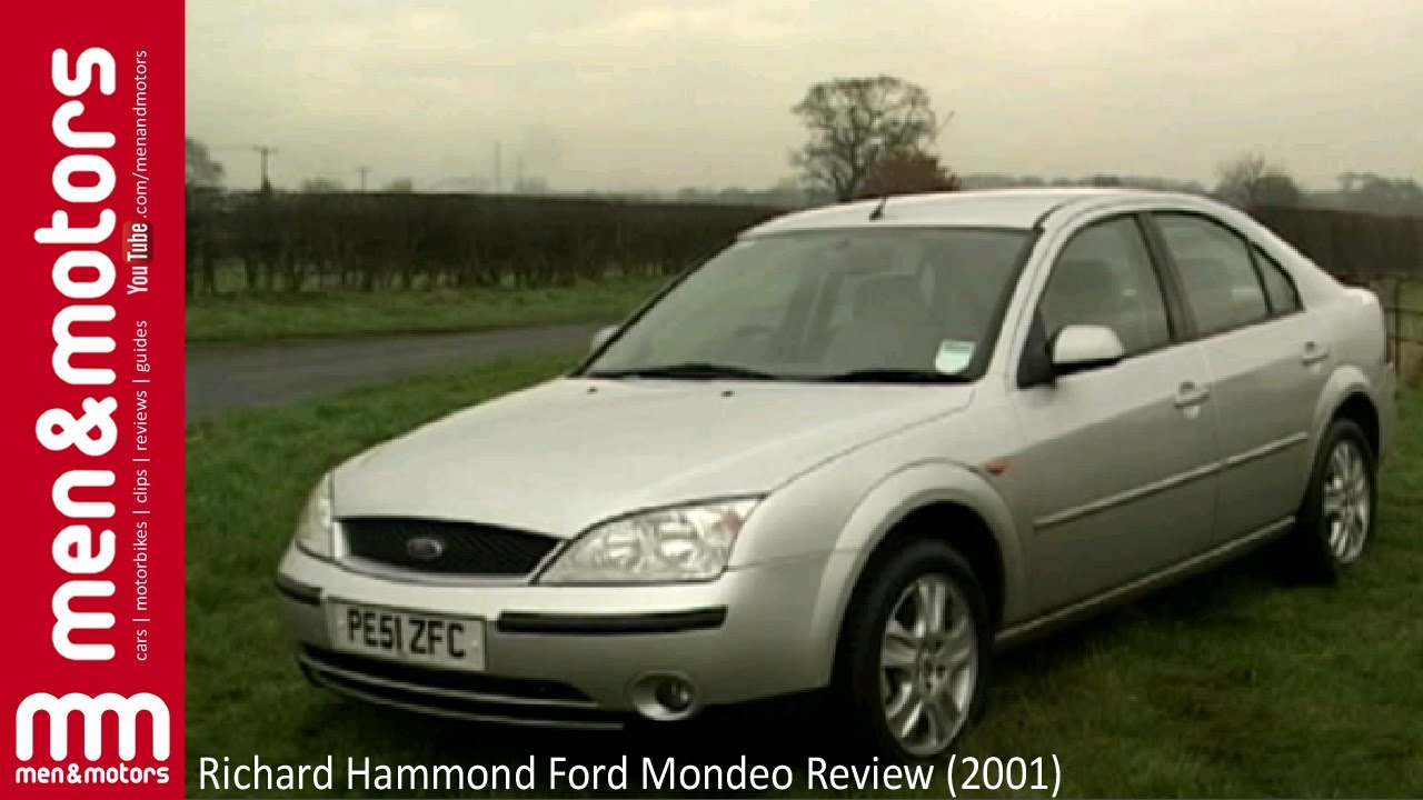 2001 Ford Mondeo #15