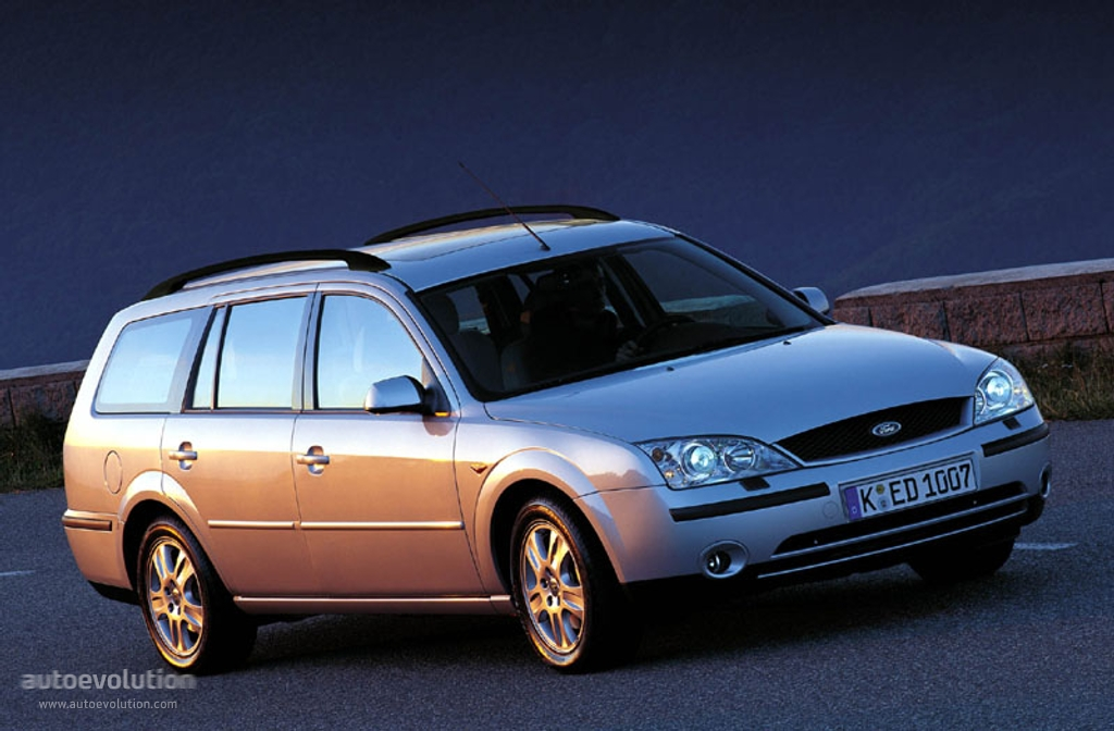 2001 Ford Mondeo #17