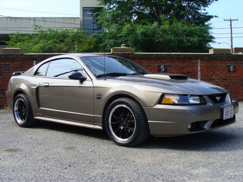 2001 Ford Mustang #19