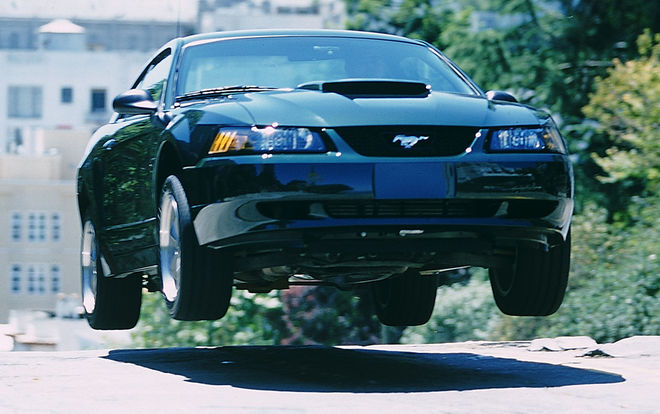 2001 Ford Mustang #21