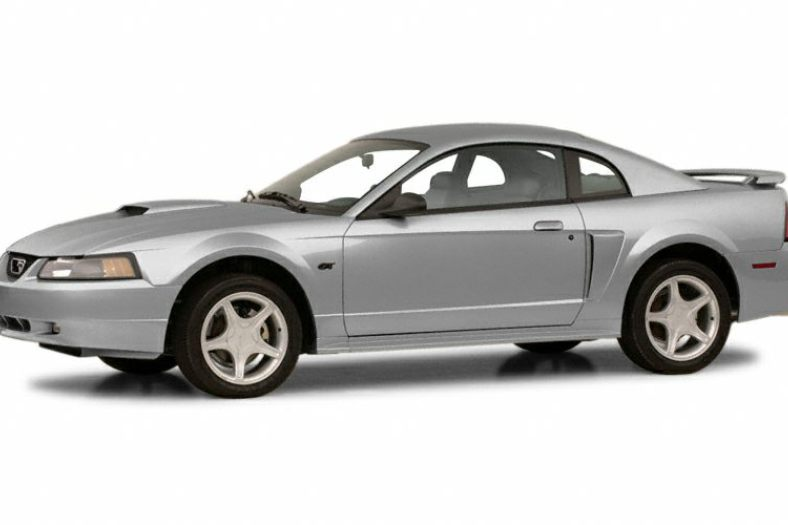 2001 Ford Mustang #20