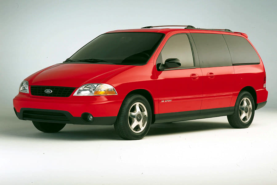 2001 Ford Windstar #15