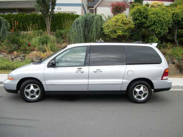 2001 Ford Windstar #19
