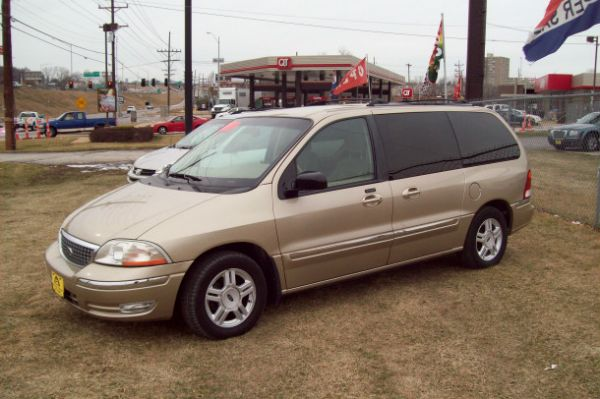 2001 Ford Windstar #17
