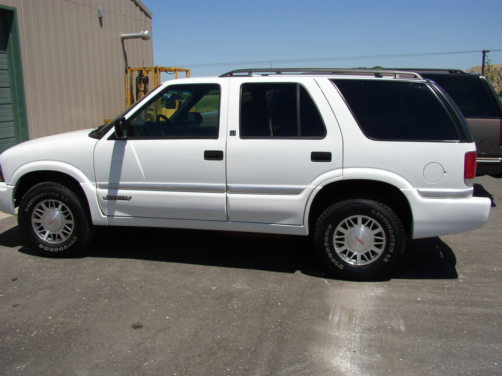 2001 GMC Jimmy #18