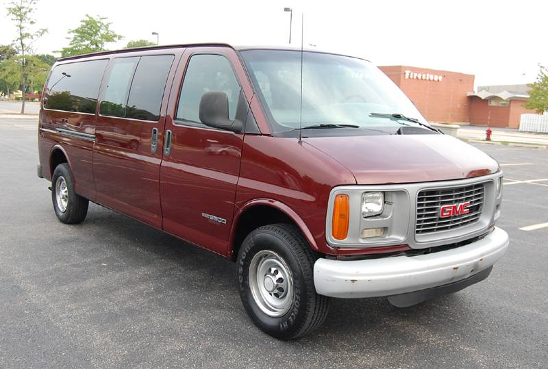2001 gmc savana photos informations articles bestcarmag com 2001 gmc savana photos informations
