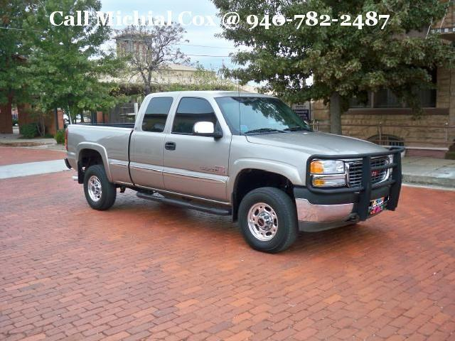 2001 GMC Sierra 2500hd #18