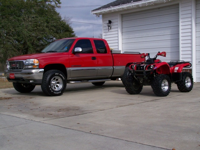 2001 GMC Sierra 2500hd #16
