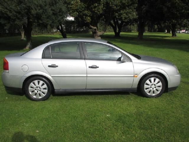 2001 Holden Vectra #13
