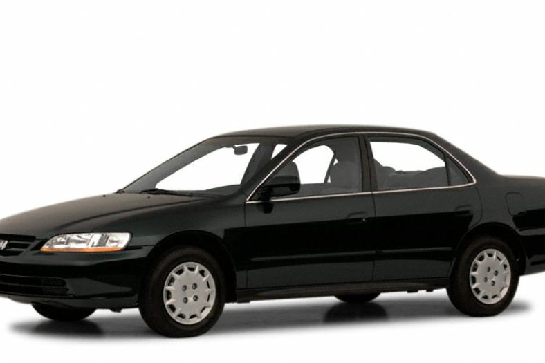 2001 Honda Accord #16