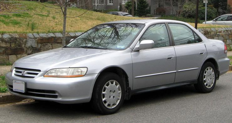 2001 Honda Accord #17