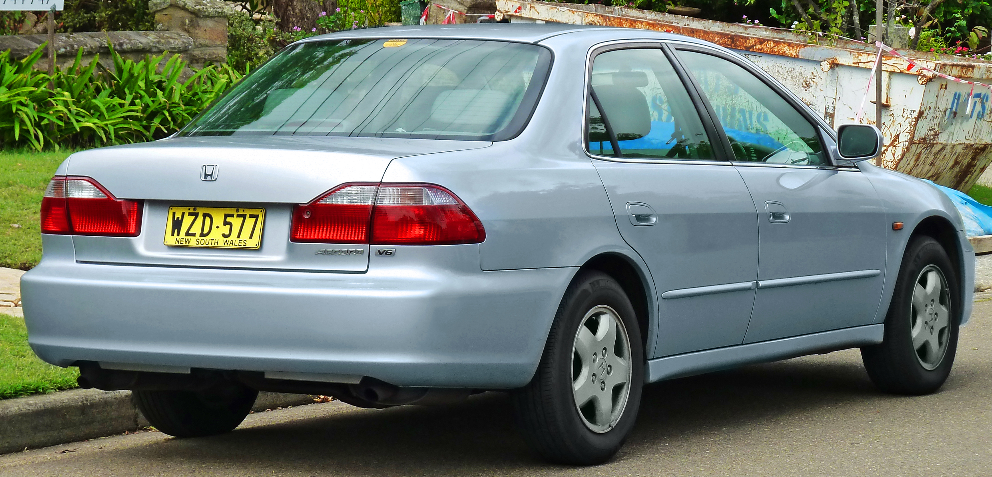 2001 Honda Accord #20