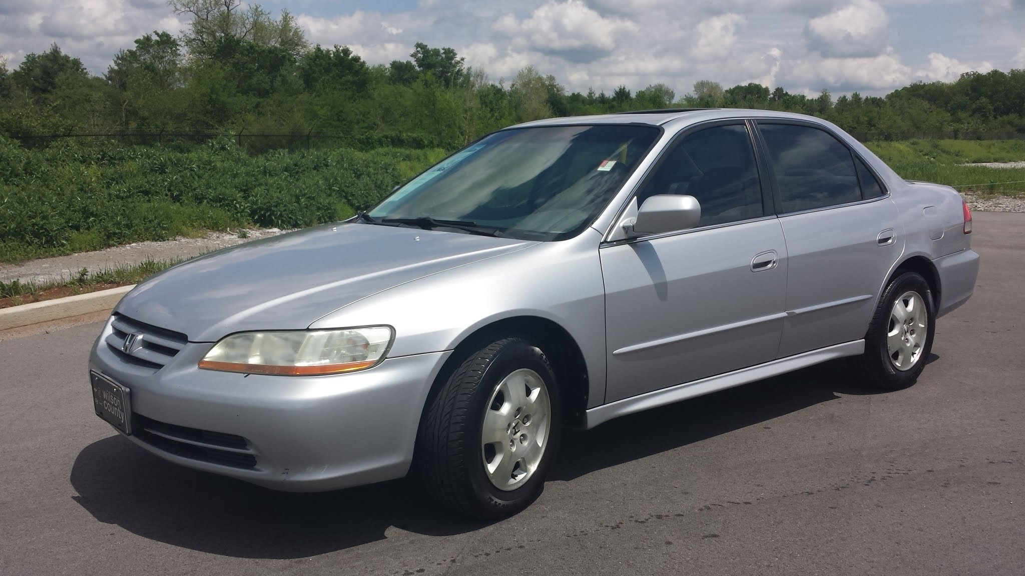 2001 honda accord photos informations articles