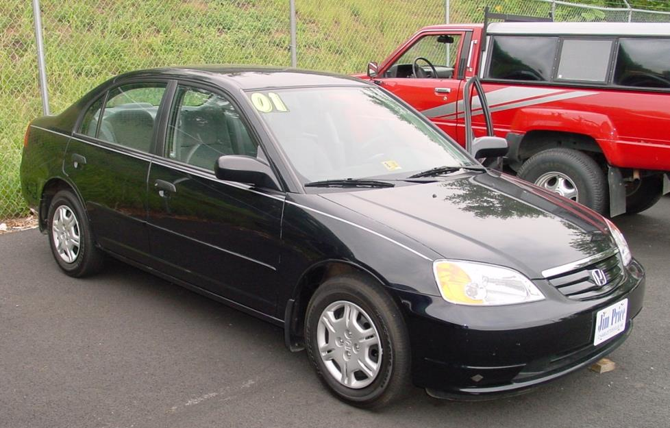 2001 Honda Civic #18