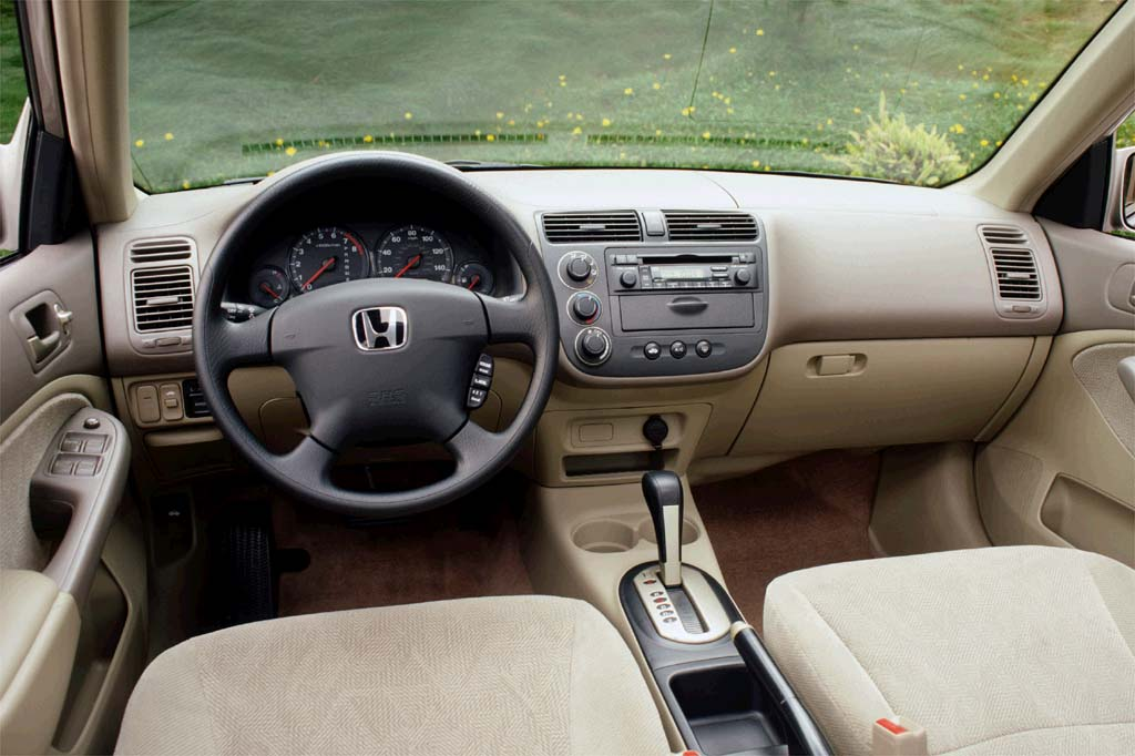 2001 Honda Civic #19