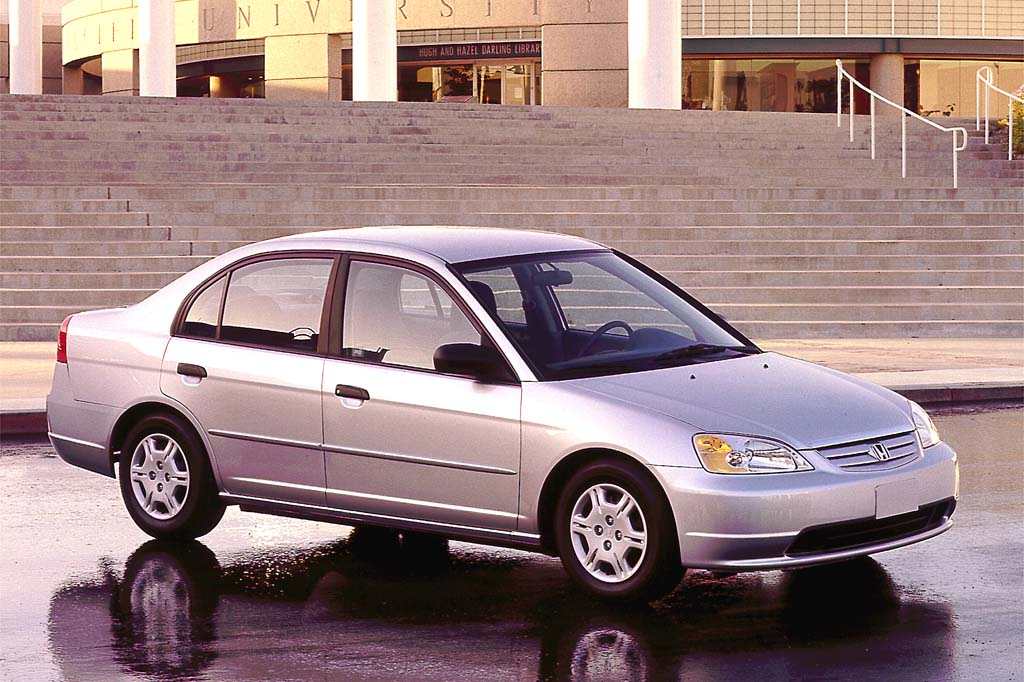 2001 Honda Civic #16