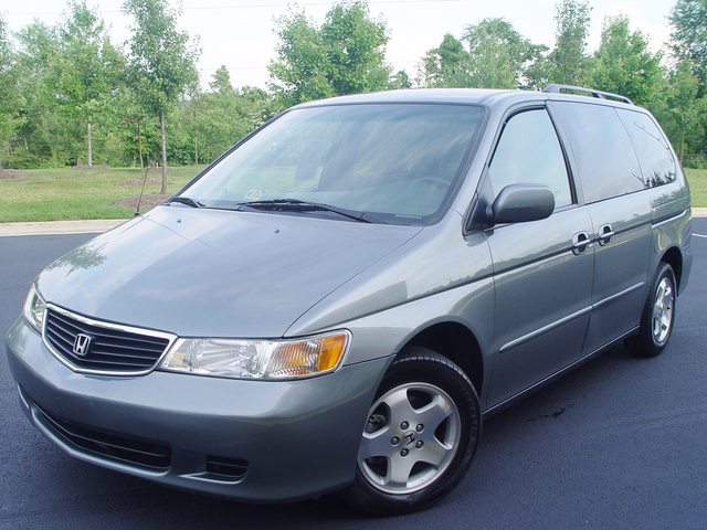 2001 honda odyssey photos informations articles. Black Bedroom Furniture Sets. Home Design Ideas