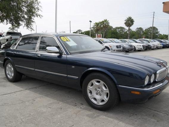 2001 Jaguar Xj-series #19