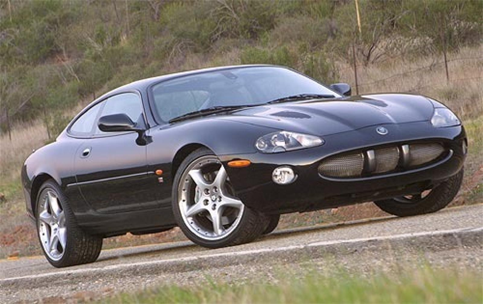 2001 Jaguar Xk-series #16