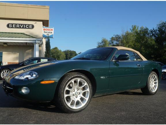 2001 Jaguar Xk-series #18