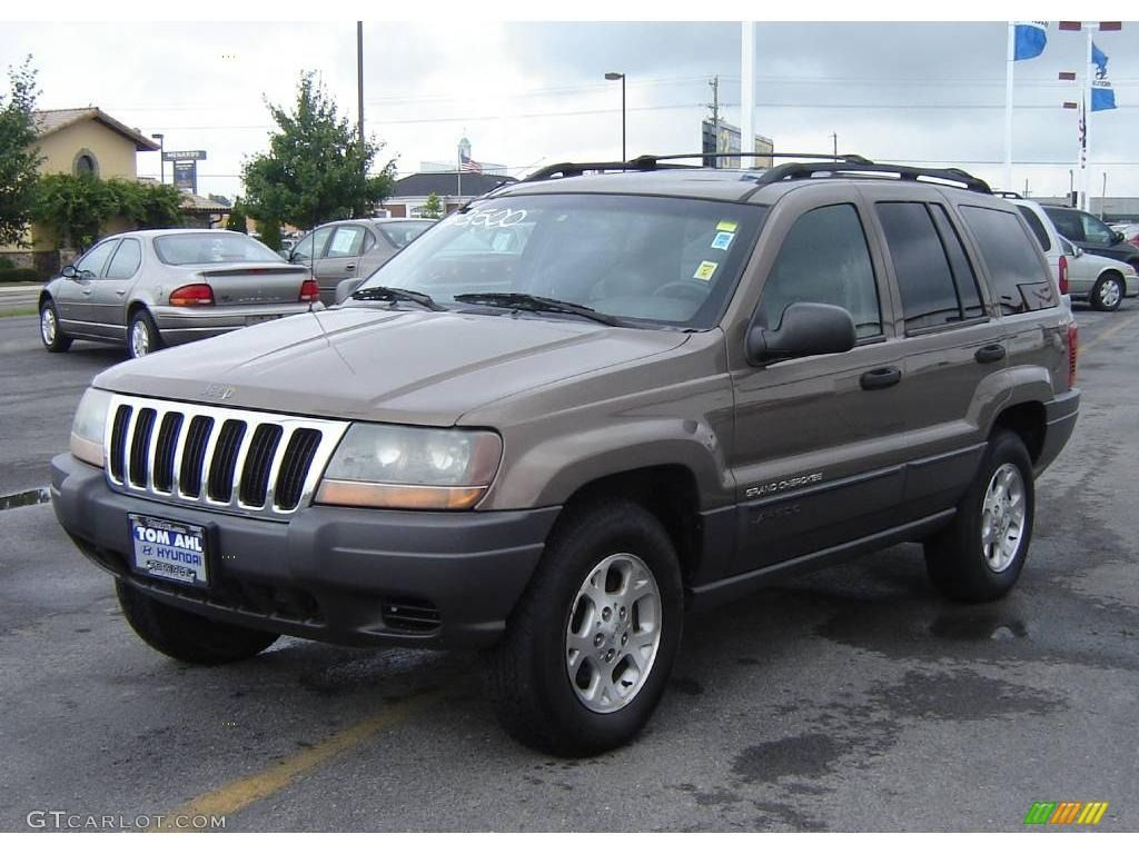 2001 jeep grand cherokee photos informations articles. Black Bedroom Furniture Sets. Home Design Ideas