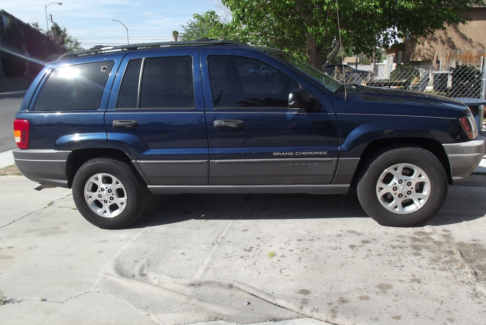 2001 Jeep Grand Cherokee Photos  Informations  Articles