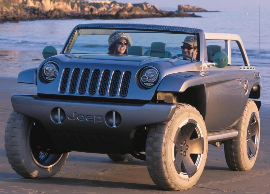 2001 Jeep Willys #17