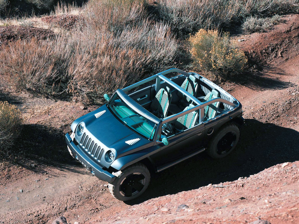 2001 Jeep Willys #26