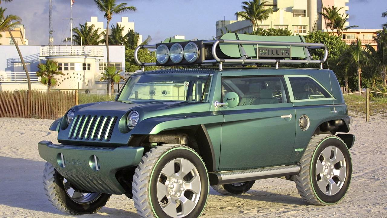 2001 Jeep Willys #21
