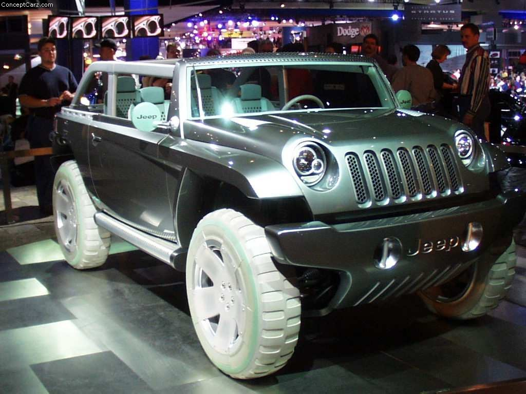 2001 Jeep Willys #18