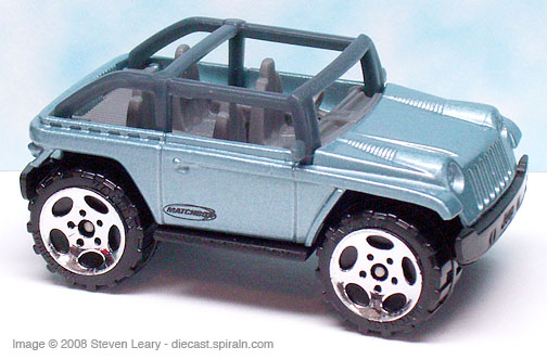 2001 Jeep Willys #25