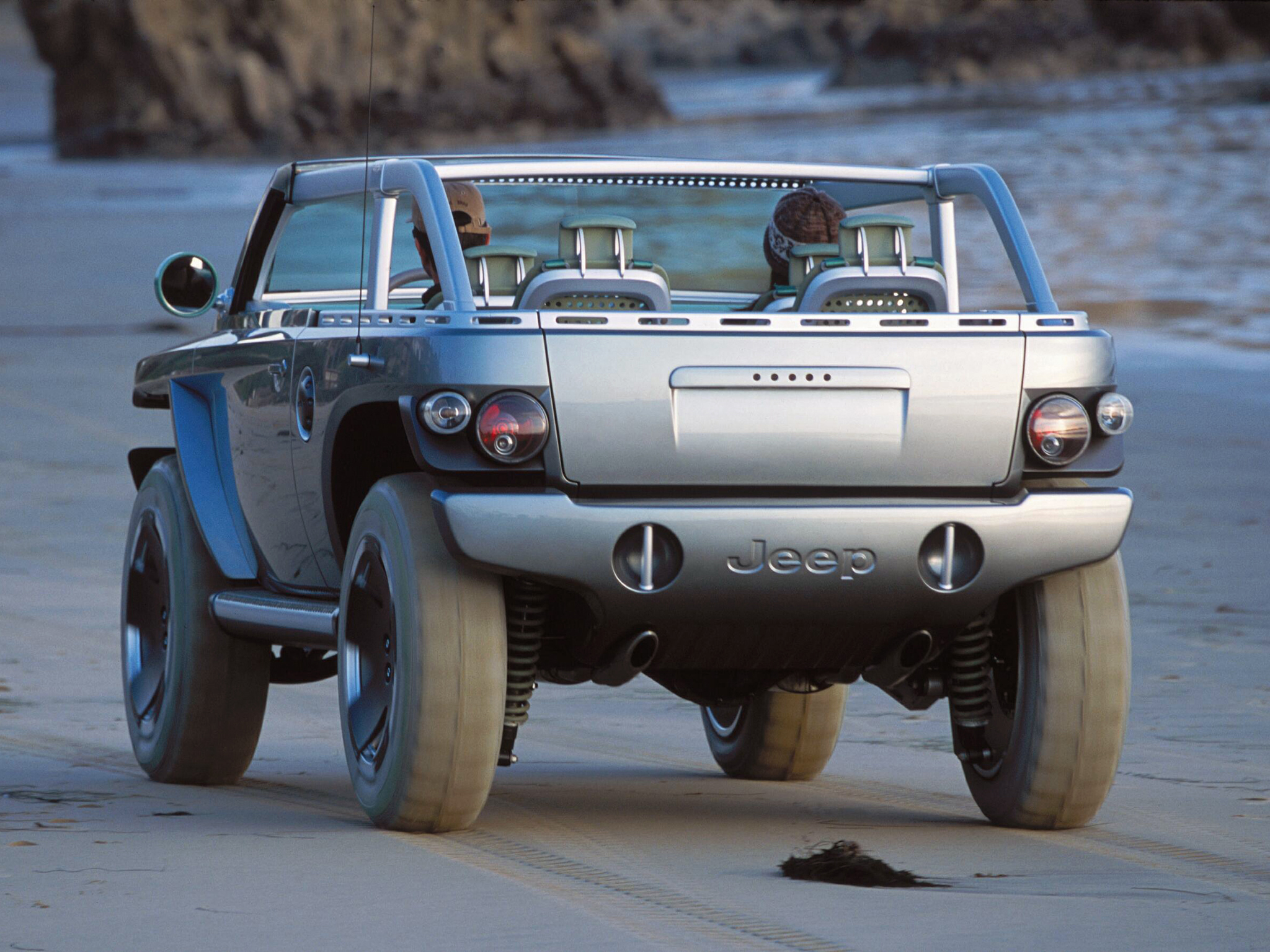2001 Jeep Willys #22