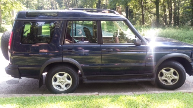 2001 Land Rover Discovery Series Ii #19