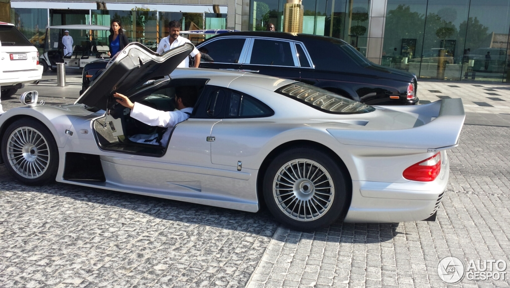 2001 Mercedes Benz Clk Gtr Photos Informations Articles
