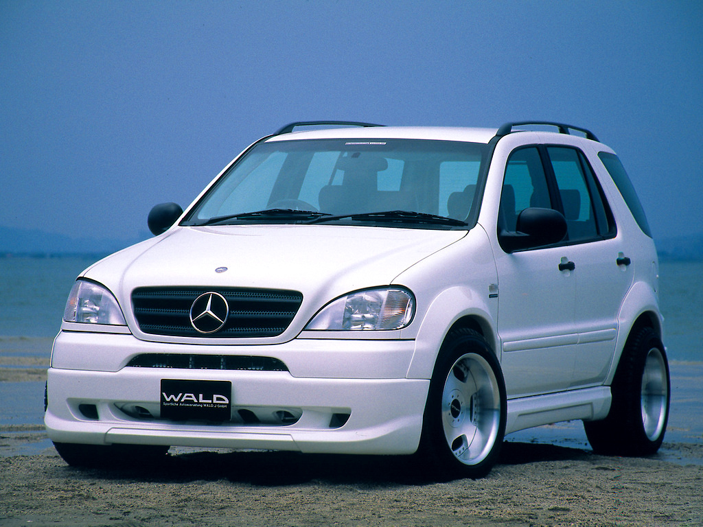 2001 mercedes benz ml photos informations articles
